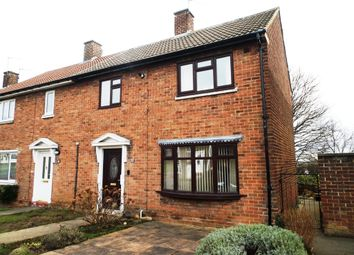 Thumbnail 3 bed end terrace house for sale in Manor Way, Peterlee