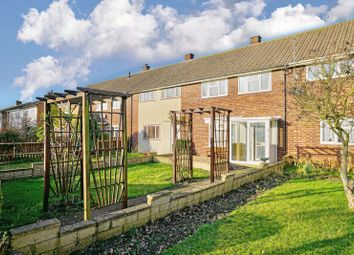 Thumbnail 2 bed terraced house for sale in Fox Close, St. Neots, Cambridgeshire.