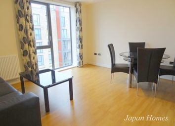 Thumbnail 1 bed flat to rent in Crawford Court, London