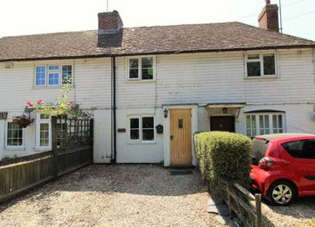 Thumbnail 2 bed cottage for sale in Buck Street, Challock, Ashford