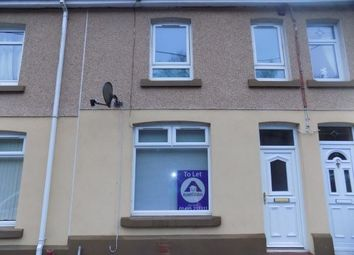 Thumbnail 2 bed terraced house to rent in Upper Griffin Street, Six Bells, Abertillery.