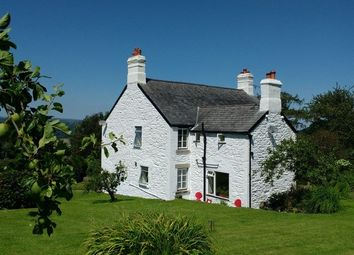 Thumbnail 4 bed detached house for sale in Pentre Celyn, Ruthin