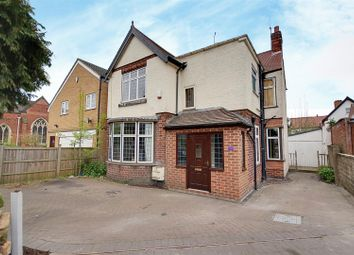 Thumbnail 3 bed detached house for sale in Woodborough Road, Mapperely, Nottingham