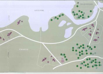 Thumbnail Land for sale in Plot 9, Stronvar, Balquhidder
