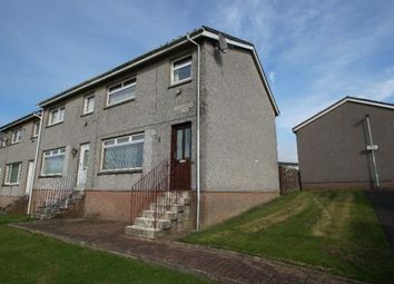 Thumbnail 3 bed end terrace house for sale in Eaglesham Path, Glenboig