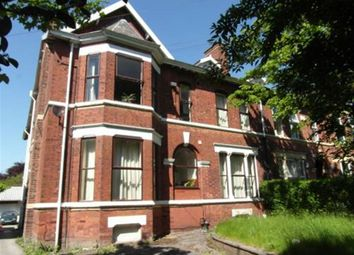 Thumbnail 1 bed flat to rent in Wilbraham Road, Chorlton, Manchester