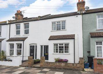 Thumbnail 3 bed terraced house for sale in Springfield Road, Teddington