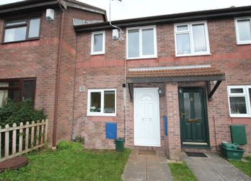 Thumbnail 2 bed terraced house for sale in Glenbrook Drive, Barry