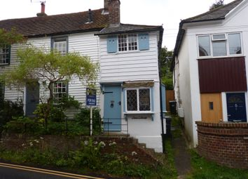 Thumbnail 1 bedroom end terrace house for sale in Fair Lane, Robertsbridge