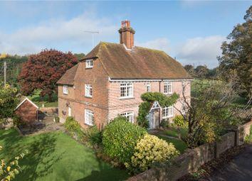 Thumbnail 6 bed detached house for sale in Lower Hartlip Road, Hartlip, Sittingbourne, Kent