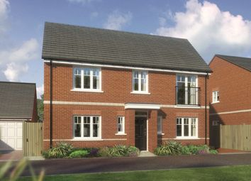 Thumbnail 4 bedroom detached house for sale in The Dunstable At St John's, Chelmsford