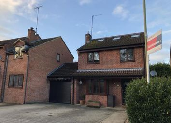 Thumbnail 4 bed link-detached house for sale in Foscote Rise, Banbury, Oxon, .