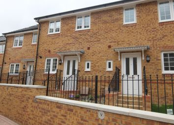 Thumbnail 2 bed terraced house to rent in Whitley Rise, Reading
