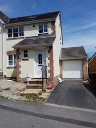 Thumbnail 4 bed semi-detached house to rent in Marshalls Field, Ivybridge