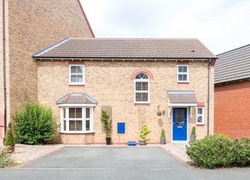 Thumbnail 3 bed end terrace house for sale in John Lea Way, Wellingborough