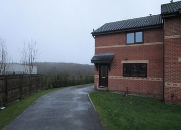 Thumbnail 2 bed semi-detached house to rent in Wingfield Court, Off Wingfield Road, Wingfield, Rotherham