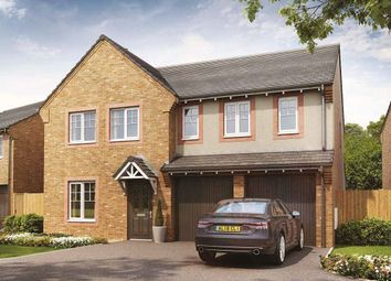 Thumbnail 5 bed detached house for sale in Plot 8, The Lavenham, Meadowbrook, Durranhill, Carlisle