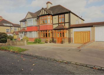Thumbnail 4 bed semi-detached house for sale in Barnfield Avenue, Shirley