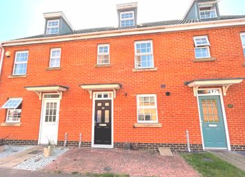 Thumbnail 3 bed terraced house for sale in Holystone Way, Carlton Colville, Lowestoft