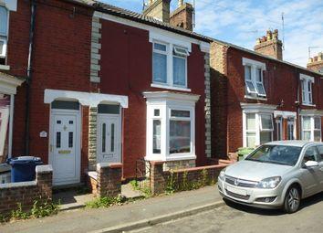 Thumbnail 2 bedroom end terrace house for sale in Cordon Street, Wisbech