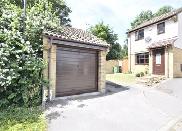 Thumbnail 3 bed end terrace house for sale in Wedmore Close, Kingswood