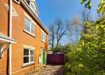 Thumbnail 4 bed end terrace house for sale in Gatcombe Way, Priorslee, Telford, Shropshire.