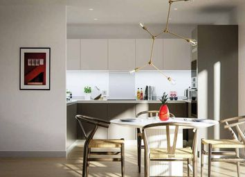 Thumbnail 3 bed flat for sale in 58-70 York Road, Battersea, London