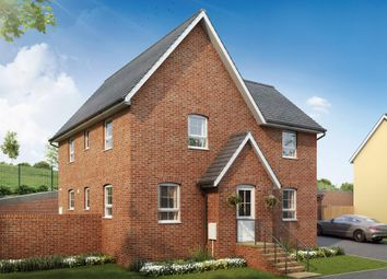 "Thumbnail 4 bed detached house for sale in ""Lambourne"" at Sandoe Way, Pinhoe, Exeter"