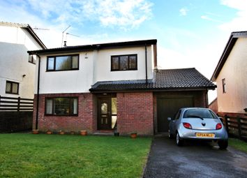 Thumbnail 4 bed detached house for sale in Springfield Lane, Rhiwderin, Newport