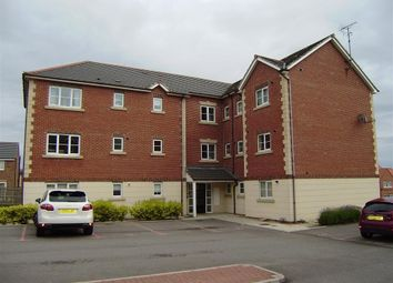 Thumbnail 2 bed flat to rent in Waterlily Court, Hartlepool