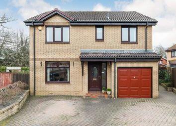 Thumbnail 4 bed detached house for sale in Braeside Park, Mid Calder, Livingston, West Lothian