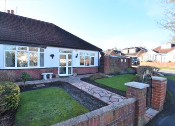 Thumbnail 2 bed semi-detached bungalow for sale in Warfield Crescent, Waterlooville