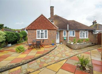 Thumbnail 2 bed semi-detached bungalow for sale in Alinora Crescent, Goring-By-Sea, West Sussex