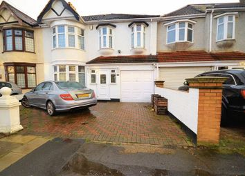 Thumbnail 5 bed terraced house for sale in Dawlish Drive, Ilford
