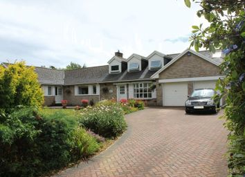 Thumbnail 5 bedroom detached bungalow for sale in Beach Road, Carlyon Bay, St. Austell