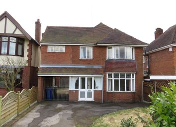 Thumbnail 4 bed detached house for sale in Hatherton Road, Hatherton, Cannock