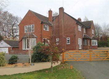 Thumbnail 5 bed detached house for sale in Ford, Shrewsbury