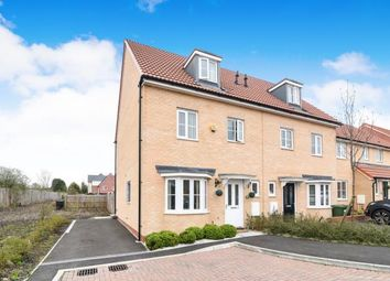 Thumbnail 4 bed semi-detached house for sale in Sentinel Close, Worcester, Worcestershire, .
