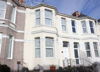 Thumbnail 4 bedroom terraced house for sale in Neath Road, St Judes, Plymouth, Devon