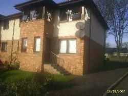Thumbnail 2 bed flat to rent in Houston Road, Bridge Of Weir