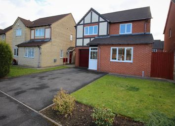 Thumbnail 4 bed detached house for sale in Dewfalls Drive, Bradley Stoke, Bristol