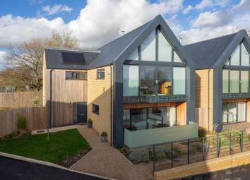 Thumbnail 4 bed detached house for sale in Blumer Lock, Hampstead Lane, Yalding