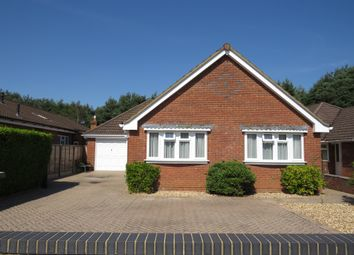 Thumbnail 5 bedroom bungalow for sale in Leeson Drive, Ferndown