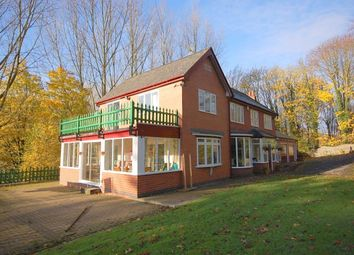 Thumbnail 6 bed detached house for sale in The Poplars Matlock Road, Ambergate, Belper