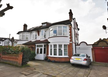 Thumbnail 5 bed semi-detached house for sale in Broomfield Lane, Palmers Green