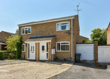 Thumbnail 2 bed semi-detached house for sale in Lawrence Close, Andover