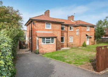 Thumbnail 3 bed semi-detached house for sale in Wellfield Road, Piddington, High Wycombe
