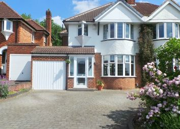 Thumbnail 3 bed semi-detached house for sale in Berwood Farm Road, Wylde Green, Sutton Coldfield