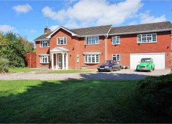 Thumbnail 4 bed detached house for sale in Greenfield Road, Presteigne