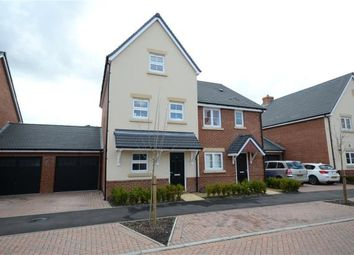 Thumbnail 3 bed town house for sale in Thompson Way, Farnborough, Hampshire